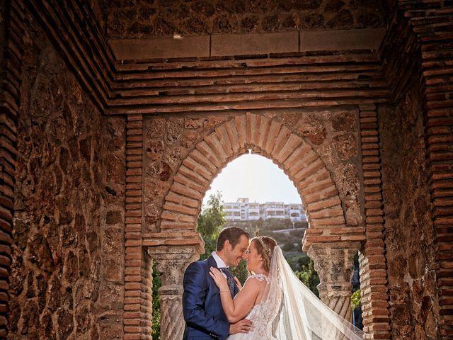 La boda de Julio y Cristina en Alhaurin El Grande, Málaga 14