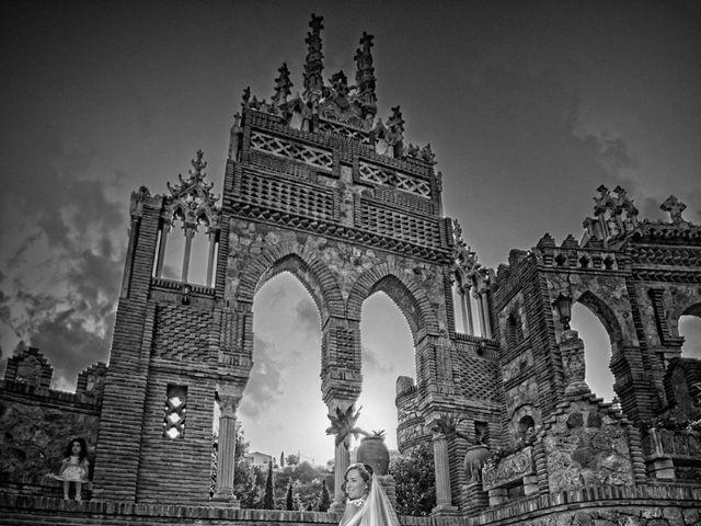 La boda de Julio y Cristina en Alhaurin El Grande, Málaga 16