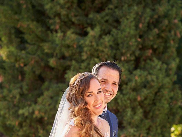 La boda de Julio y Cristina en Alhaurin El Grande, Málaga 17