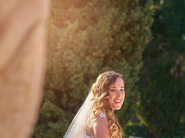 La boda de Julio y Cristina en Alhaurin El Grande, Málaga 18