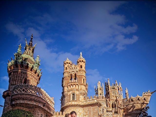 La boda de Julio y Cristina en Alhaurin El Grande, Málaga 21