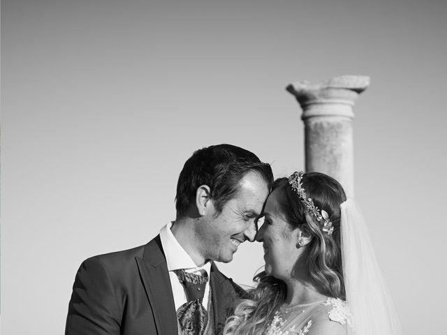 La boda de Julio y Cristina en Alhaurin El Grande, Málaga 22