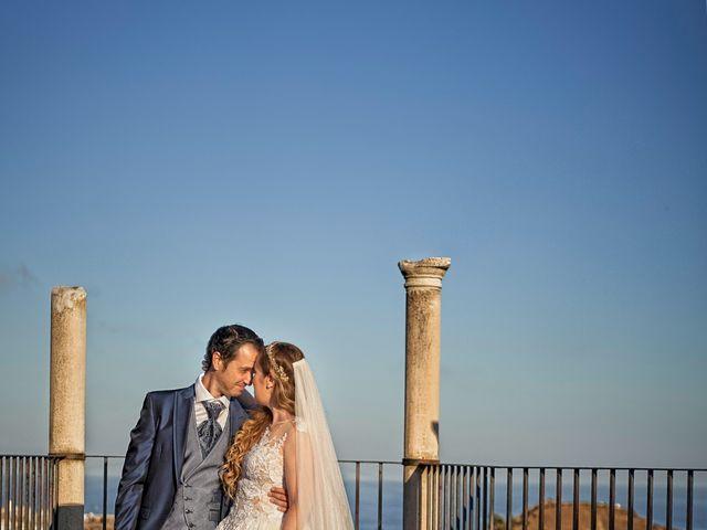 La boda de Julio y Cristina en Alhaurin El Grande, Málaga 23