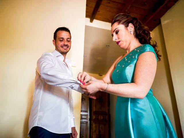 La boda de Julio y Cristina en Alhaurin El Grande, Málaga 30