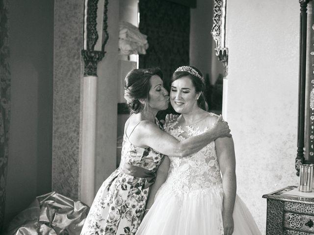 La boda de Julio y Cristina en Alhaurin El Grande, Málaga 36