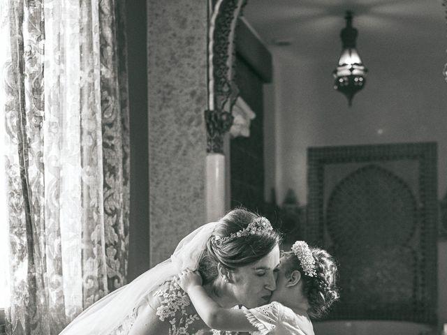La boda de Julio y Cristina en Alhaurin El Grande, Málaga 37