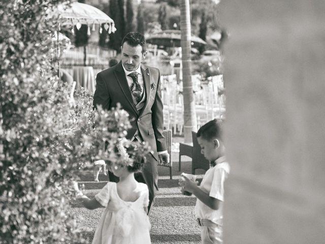 La boda de Julio y Cristina en Alhaurin El Grande, Málaga 43