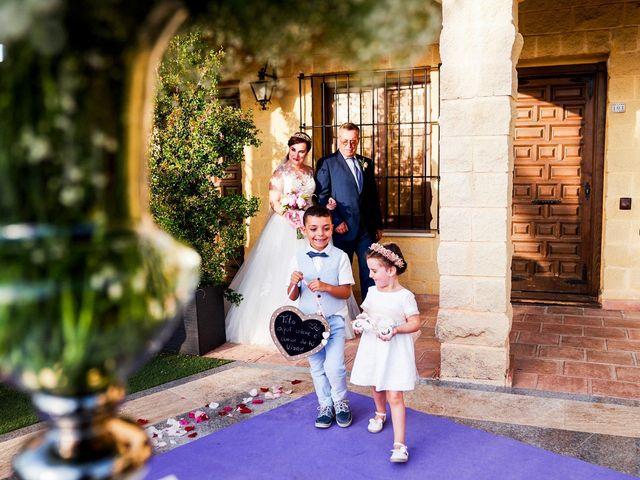 La boda de Julio y Cristina en Alhaurin El Grande, Málaga 49