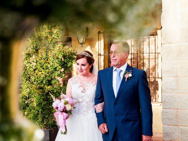 La boda de Julio y Cristina en Alhaurin El Grande, Málaga 50