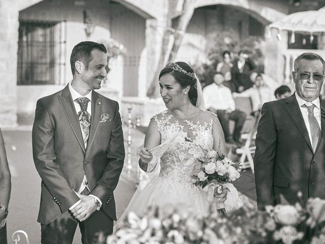 La boda de Julio y Cristina en Alhaurin El Grande, Málaga 51