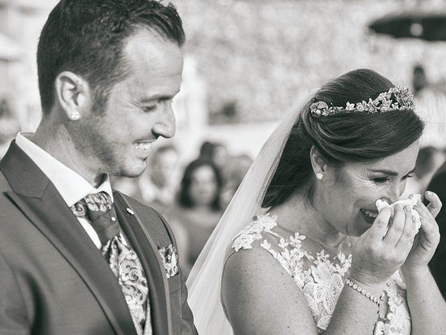 La boda de Julio y Cristina en Alhaurin El Grande, Málaga 53
