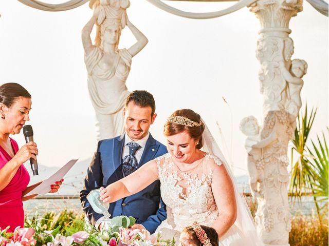 La boda de Julio y Cristina en Alhaurin El Grande, Málaga 56