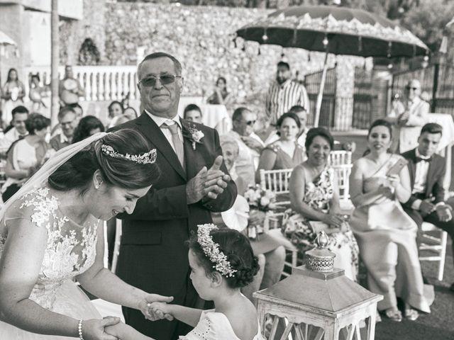 La boda de Julio y Cristina en Alhaurin El Grande, Málaga 58