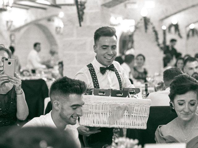 La boda de Julio y Cristina en Alhaurin El Grande, Málaga 61