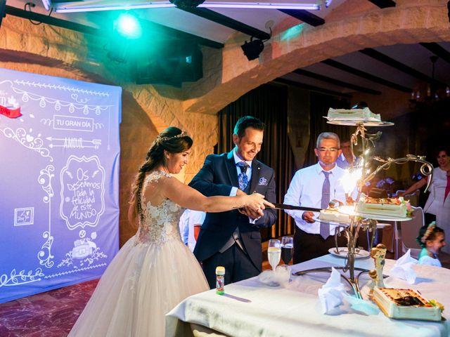 La boda de Julio y Cristina en Alhaurin El Grande, Málaga 63