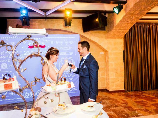 La boda de Julio y Cristina en Alhaurin El Grande, Málaga 65