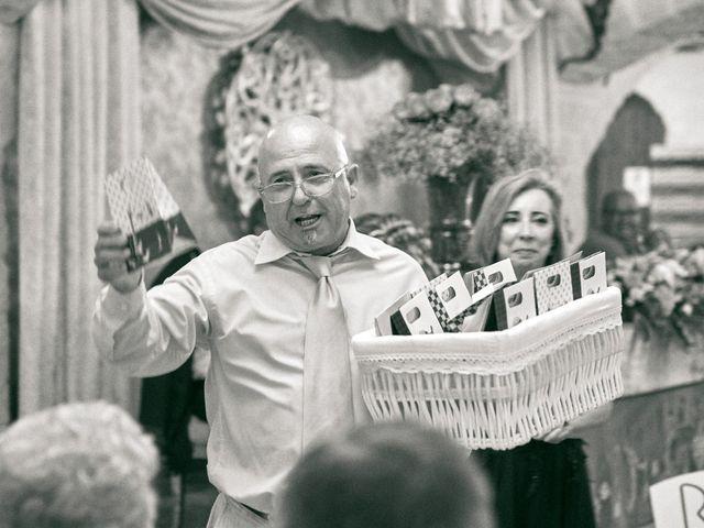 La boda de Julio y Cristina en Alhaurin El Grande, Málaga 69