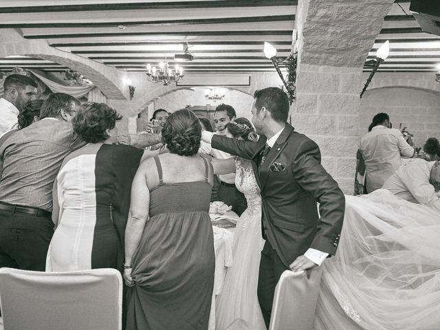 La boda de Julio y Cristina en Alhaurin El Grande, Málaga 70