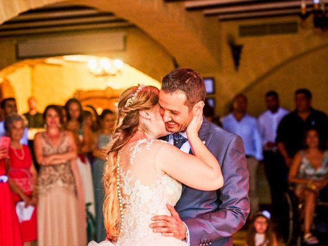 La boda de Julio y Cristina en Alhaurin El Grande, Málaga 71