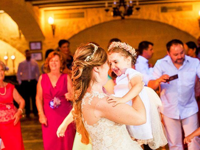 La boda de Julio y Cristina en Alhaurin El Grande, Málaga 73