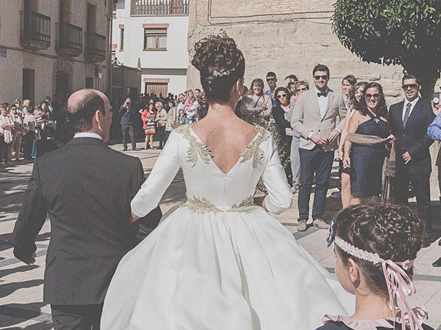 La boda de Josué y Maider en Arguedas, Navarra 16