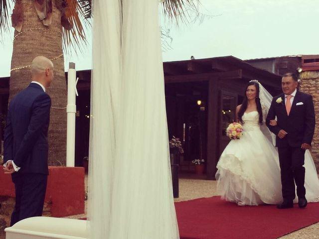 La boda de Rubén  y Diana en La Manga Del Mar Menor, Murcia 4
