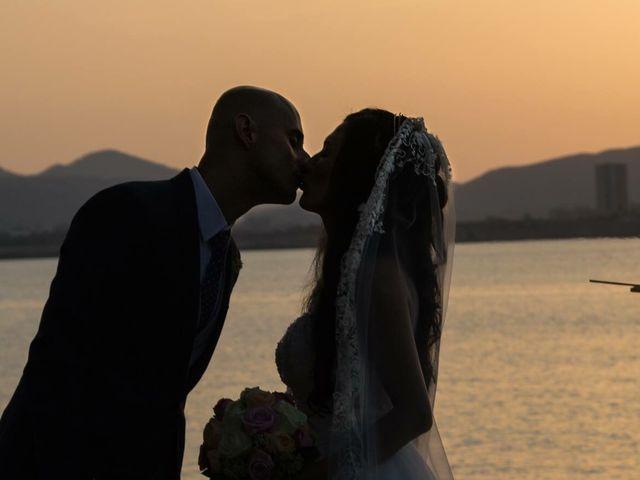 La boda de Rubén  y Diana en La Manga Del Mar Menor, Murcia 5