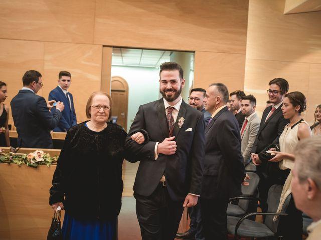 La boda de Toni y Nuria en Badalona, Barcelona 32