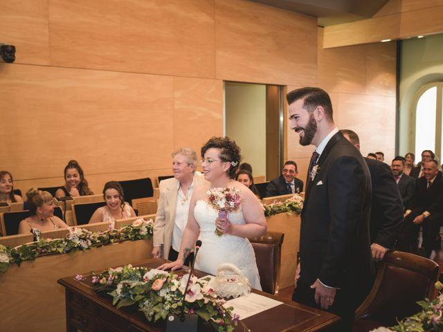 La boda de Toni y Nuria en Badalona, Barcelona 42