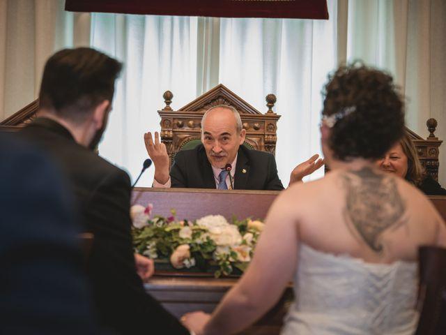 La boda de Toni y Nuria en Badalona, Barcelona 46