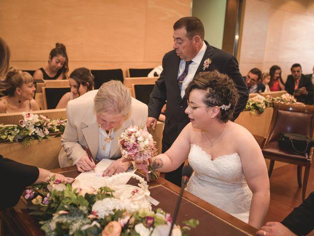 La boda de Toni y Nuria en Badalona, Barcelona 49