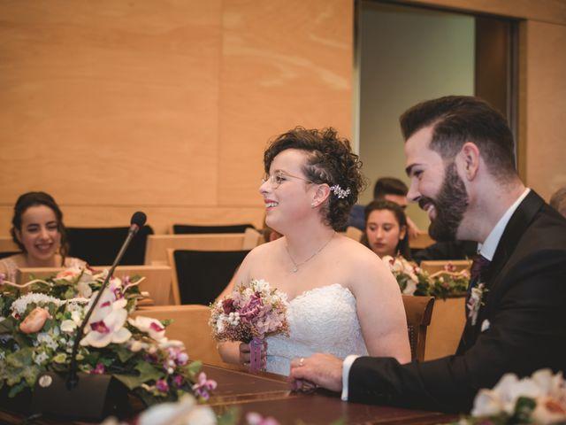 La boda de Toni y Nuria en Badalona, Barcelona 53