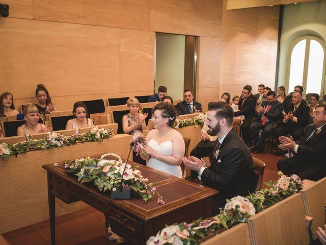 La boda de Toni y Nuria en Badalona, Barcelona 54