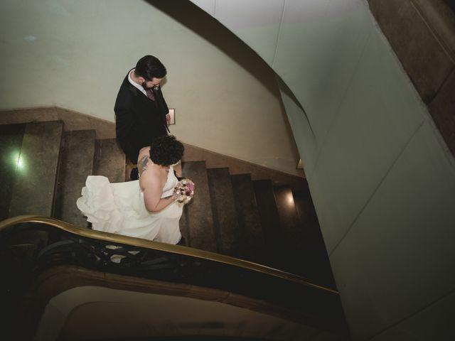 La boda de Toni y Nuria en Badalona, Barcelona 58