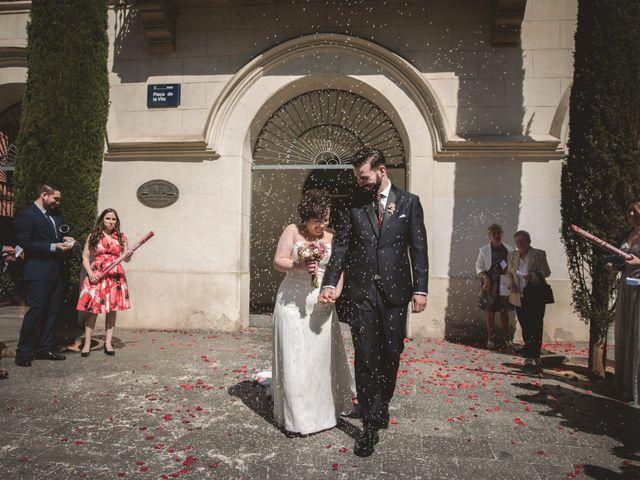La boda de Toni y Nuria en Badalona, Barcelona 59