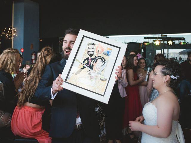 La boda de Toni y Nuria en Badalona, Barcelona 80