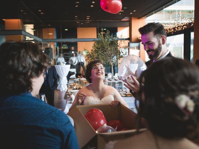 La boda de Toni y Nuria en Badalona, Barcelona 83
