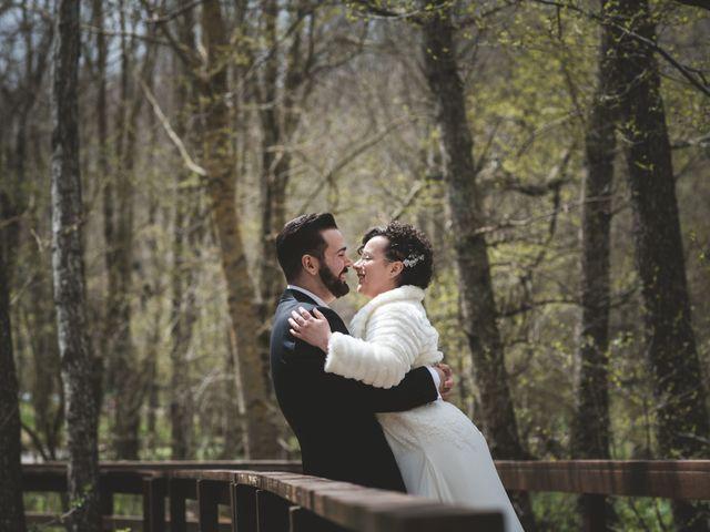 La boda de Nuria y Toni