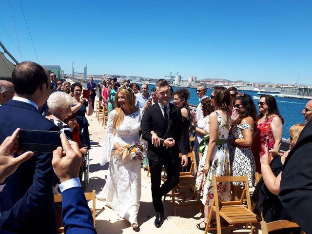 La boda de Fran y Mamen en Alacant/alicante, Alicante 4