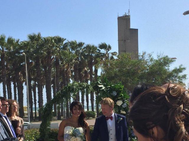 La boda de Timothy  y Karla en Castelldefels, Barcelona 3