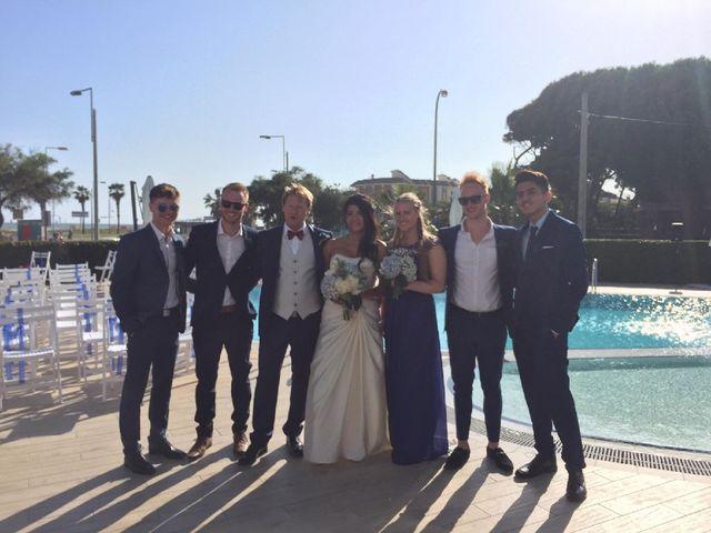 La boda de Timothy  y Karla en Castelldefels, Barcelona 4