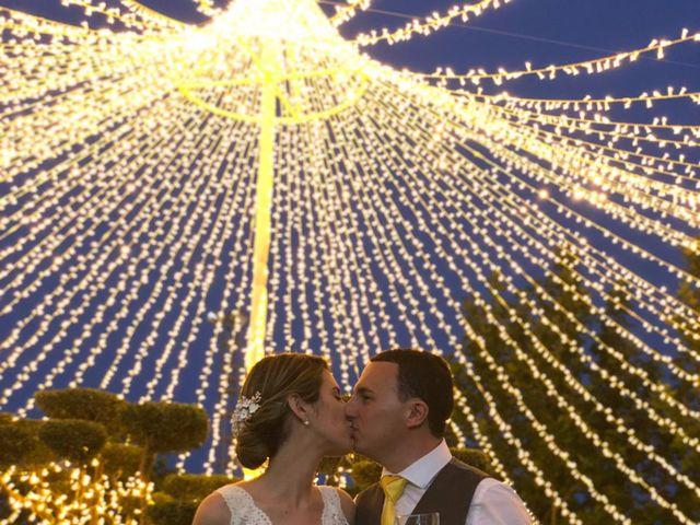 La boda de Alfonso y Soraya en Cartagena, Murcia 1