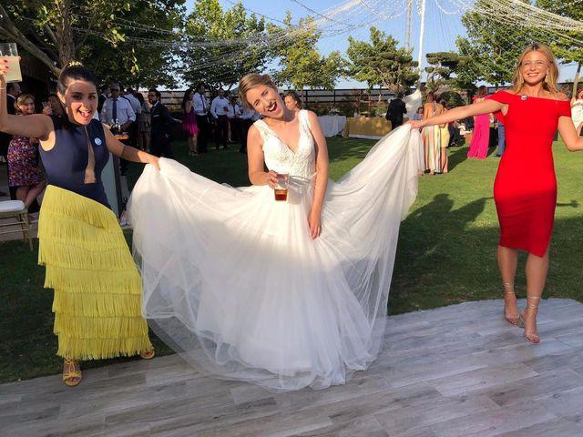 La boda de Alfonso y Soraya en Cartagena, Murcia 2