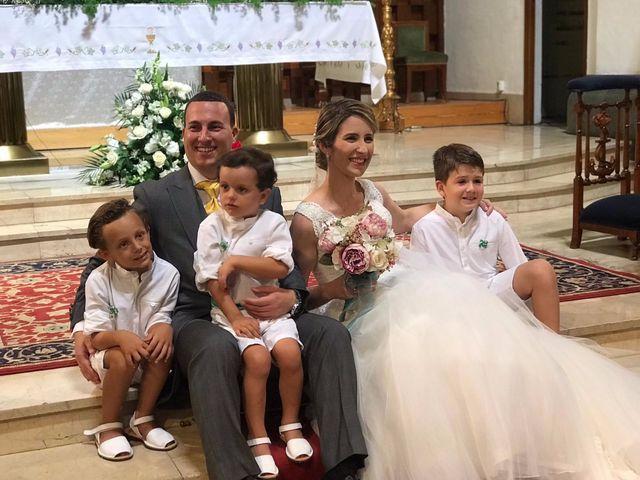 La boda de Alfonso y Soraya en Cartagena, Murcia 5