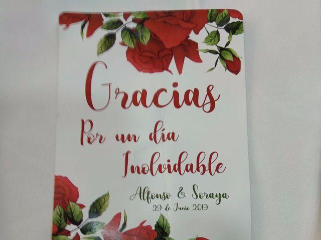 La boda de Alfonso y Soraya en Cartagena, Murcia 7
