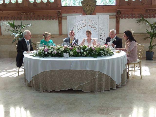 La boda de Alfonso y Soraya en Cartagena, Murcia 9