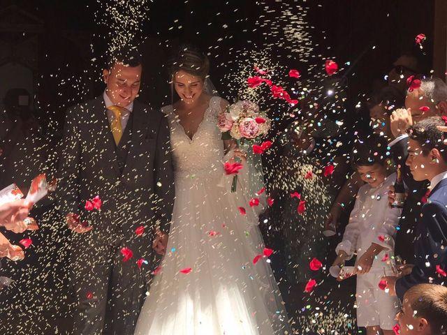 La boda de Soraya y Alfonso