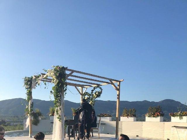 La boda de Miguel y Débora en Muro De Alcoy, Alicante 1