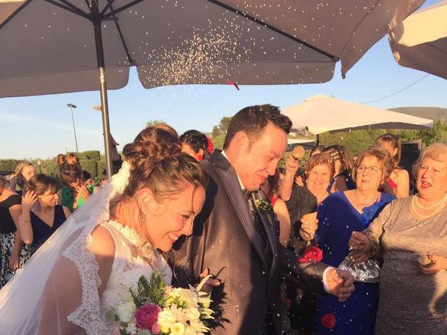 La boda de Miguel y Débora en Muro De Alcoy, Alicante 8