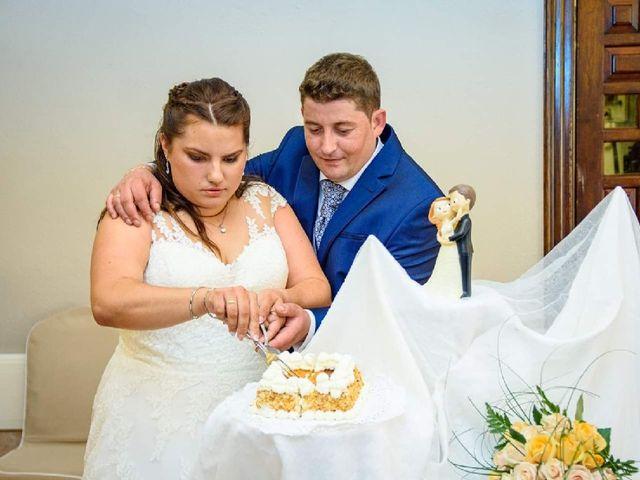 La boda de Ane  y George